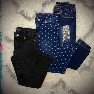 Other - Lot of 3 Girls Jeans